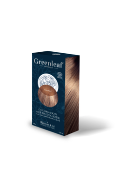Greenleaf coloration bio caramel 100g Rodolphe & Co