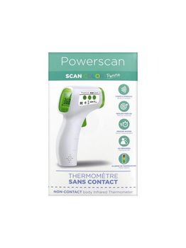 Powerscan Scan Color Thermomètre Sans Contact