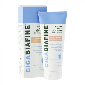 Cicabiafine baume anti récidive relipidant 200ml