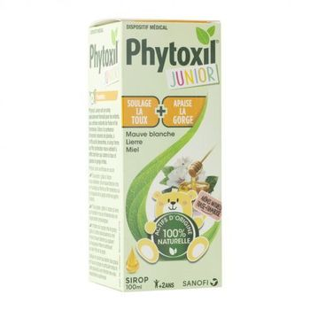 Phytoxil Junior Sirop 100 ml