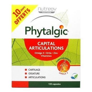Phytalgic capital articulations 135 capsules