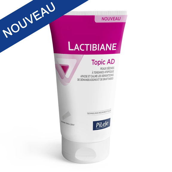 Pileje Lactibiane Topic AD baume emollient 125ml