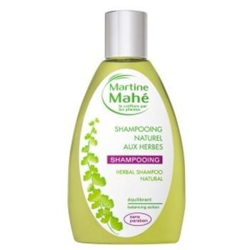 Martine Mahé Shampooing naturel aux herbes 200ml