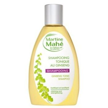 Martine Mahé Shampooing tonique au Ginseng 200ml