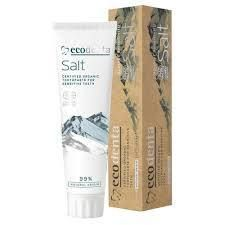Ecodenta Dentifrice écocert salt au sel 100ml