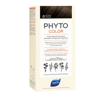 Phytocolor coloration permanente 6 blond foncé Phyto