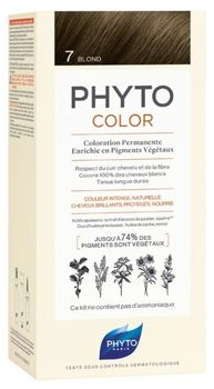 Phytocolor coloration permanente 7 blond Phyto