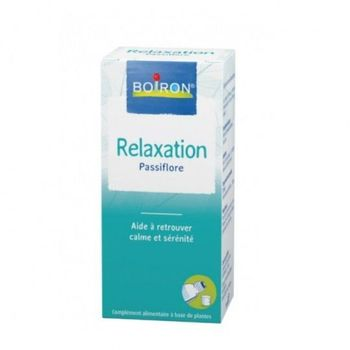 Boiron Relaxation Passiflore 60 ml
