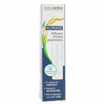 Naturactive Nomade Diffuseur huiles Essentielles