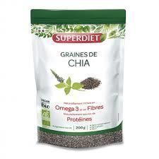 Super Diet graine de Chia bio 200 g
