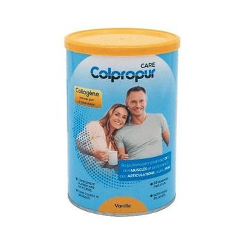 Colpropur Care vanille Collagène Hydrolysé 30 doses 300g