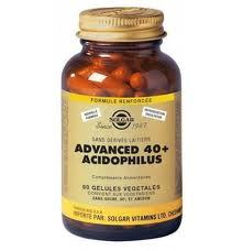 Solgar Advanced 40+ Acidophilus 60 gélules
