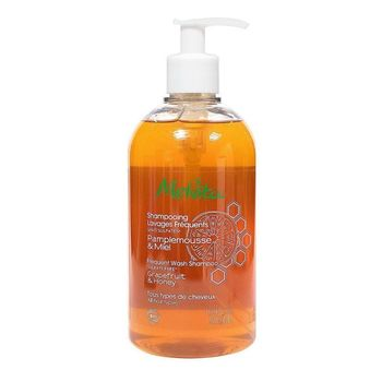 Melvita Shampooing Bio Lavages Fréquents 500ml