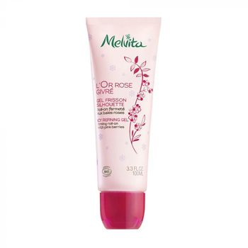 Melvita Gel Frisson Silhouette Or Rose 100ml