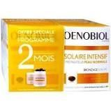 Date courte 10/20.Oenobiol Solaire Intensif peau normale 2x30  capsules