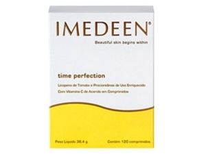 Date courte 10/20 Imedeen Time Perfection Soin Anti-âge x120