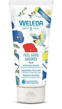 Weleda  Feel Good Shower Gel Douche 200 ml