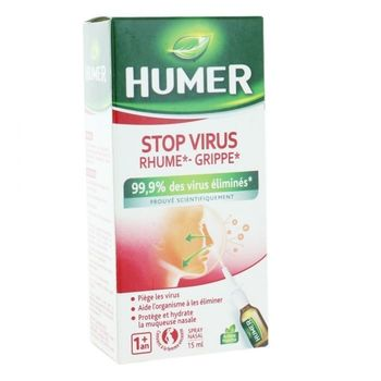 Humer Stop Virus Spray Nasal 15 ml  Urgo