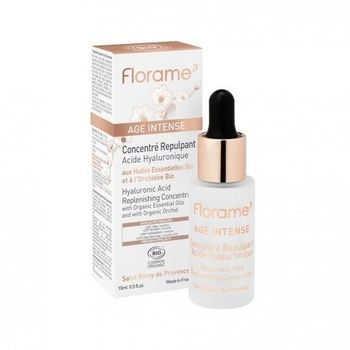 Florame Concentré Repulpant Acide Hyaluronique 15ml