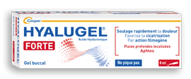 Hyalugel Forte, gel buccal 8 ml Cooper