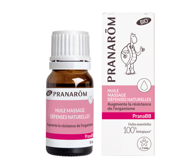 Pranarom Pranabb solution Defenses Naturelles Bio 10m