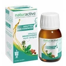 Naturactive gouttes au essences flacon de 90ml