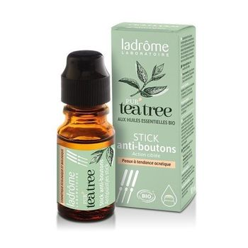 Ladrome Stick Anti-Boutons Pur Tea Tree Bio 10 ml