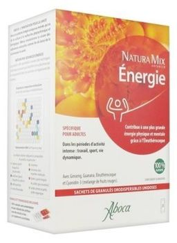 Aboca Natura Mix Advanced Énergie 20 Sachets