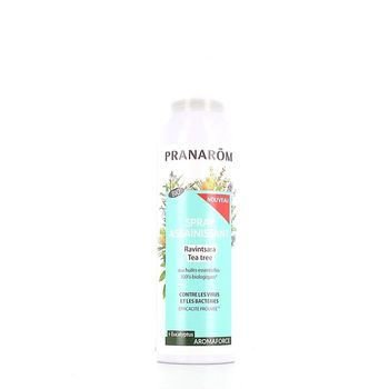Pranarom Spray BIO assainissant ravintsara/tea tree 150 ml