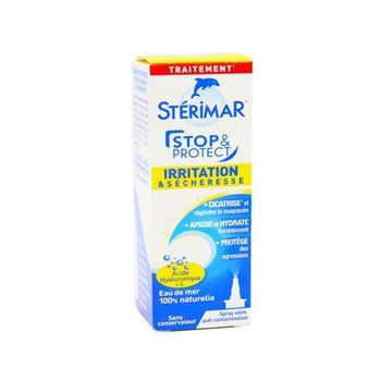 Stérimar Stop & Protect nez sec et irrité spray nasal 20 ml