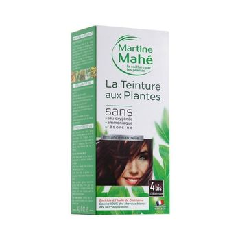 Martine Mahé Teinture 4bis chatain roux (3 applications) 125ml