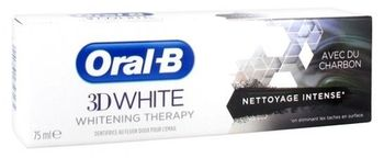 Oral B 3D White dentifrice whitening 75 ml