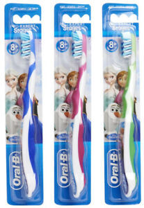 Oral-B Pro-Expert Stages Brosse à Dents Reine des Neiges
