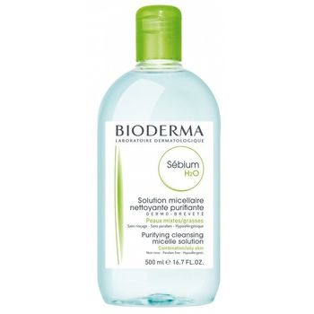 Bioderma Sébium H20 Solution Micellaire 500ml
