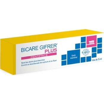 Gifrer Bicare Plus dentifrice 75 ml
