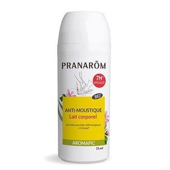 Anti-gaspi 08/21 Pranarom Roller Bio Anti-moustique Aromapic 75ml