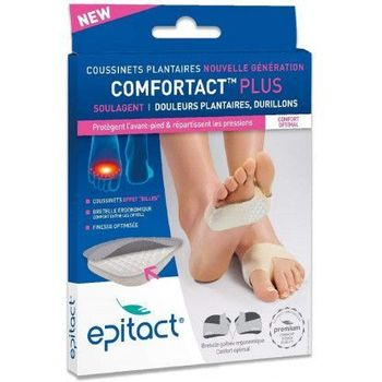 Epitact Comfortact Plus Coussinets plantaires taille L