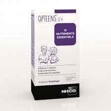 NHCO Opteens 12+ 15 nutriments essentiels 56 gélules