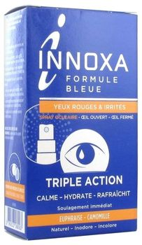 Innoxa Spray Oculaire Yeux Rouges & Irrités 10 ml