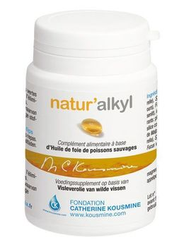 Natur'alkyl 90 capsules nutergia  kousmine