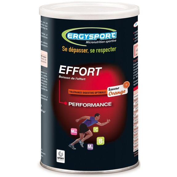 Ergysport Effort Orange Nutergia Boite de 450g