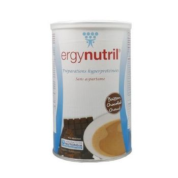 Ergynutril Chocolat Pdr Pot 300g nutergia