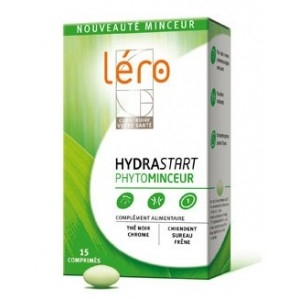 Lero Hydrastart phytominceur 15 comprimes