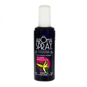 Spray aux Huiles Essentielles Ylang Bergamote 100ml