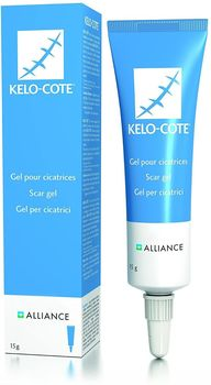 Kelo-Cote - Gel pour Cicatrices. Tube 15 g Alliance