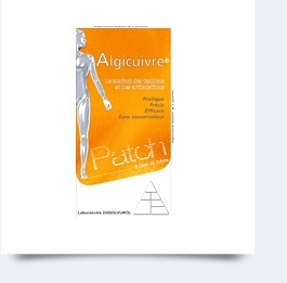 ALGICUIVRE® PATCH bt de 7