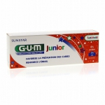 GUM JUNIOR GEL DENTIFRICE 7ANS +