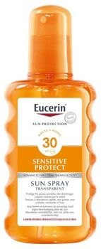Eucerin Sun Spray transparent - SPF 30  200ml