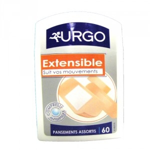 Urgo EXTENSIBLE X60 PANSEMENTS