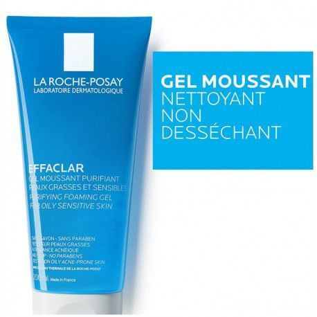 Effaclar - Gel Moussant Purifiant - 200ml